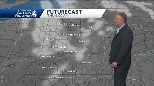 Forecast: Mostly cloudy to start the day