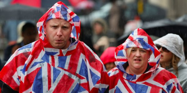 Britain just became the slowest growing major economy in the world