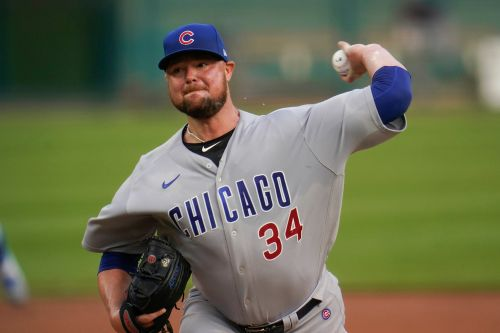 Jon Lester agrees to join Nationals