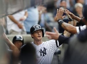 Yankees hit 4 homers to extend streak, beat Blue Jays 4-3