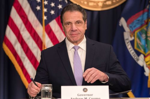 Andrew Cuomo signs bill updating New York's abortion law