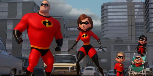 'Incredibles 2' earns the biggest opening weekend ever for an animated movie with $180 million