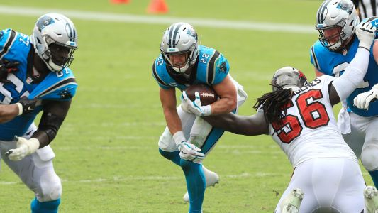 Christian McCaffrey injury update: Panthers star to undergo MRI on ankle after loss to Bucs