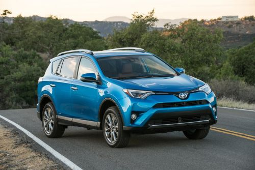The 10 fastest-selling used SUVs in America