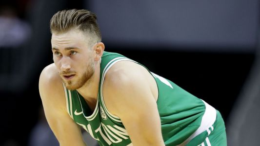 Gordon Hayward open to bench role with struggling Celtics