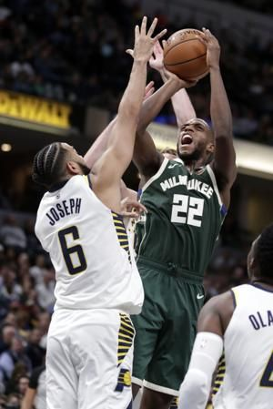 Middleton, Brogdon out for Bucks against Cavaliers
