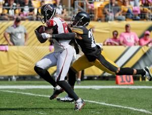Steady Steelers back in AFC North mix after bumpy start