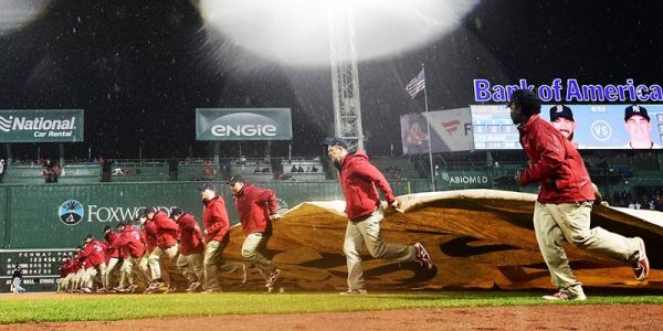 Weather is wreaking havoc on the MLB season and it could leave some teams with a chaotic summer schedule