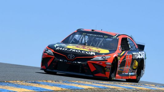 NASCAR results at Sonoma: Martin Truex Jr. picks up another win at Toyota/Save Mart 350
