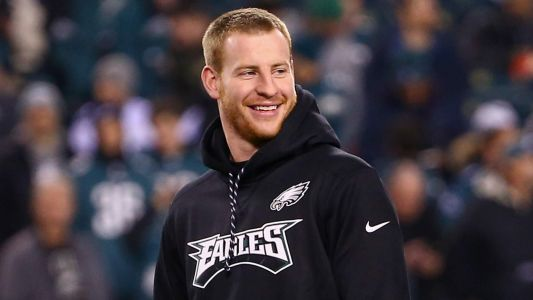 Eagles expect Carson Wentz to be cleared this week, play vs. Colts, sources say