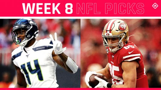 NFL picks, predictions against spread Week 8: Seahawks clip 49ers; Eagles, Bills bury Cowboys, Patriots