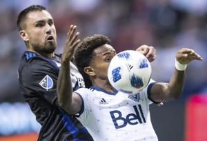 Yordy Reyna's two-point night helps Whitecaps to 2-2 draw against Earthquakes