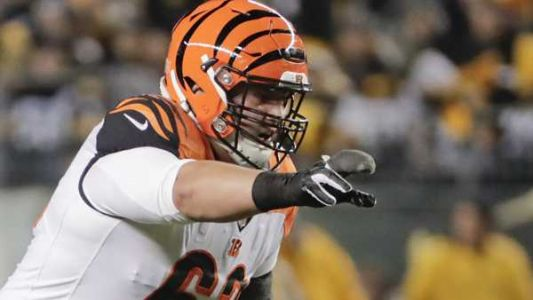 Bengals' guard Alex Redmond reportedly suspended by NFL for PED violation