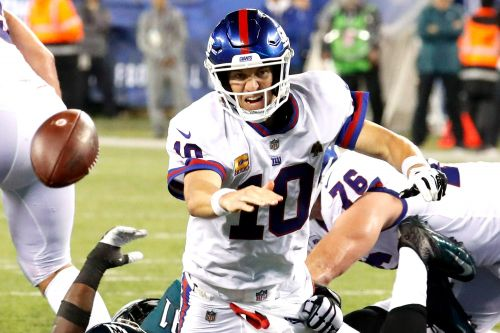 Eli Manning trade could save him and the Giants: ESPN QB