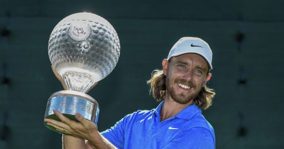Fleetwood wins South Africa, moves to 2nd in Race to Dubai