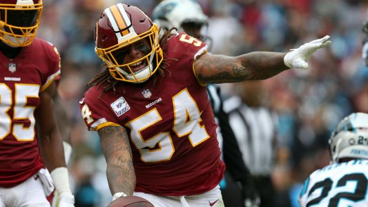 Redskins LB Mason Foster apologizes for profane Instagram conversation