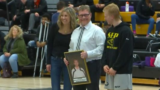 Championship SEP wrestling coach retires