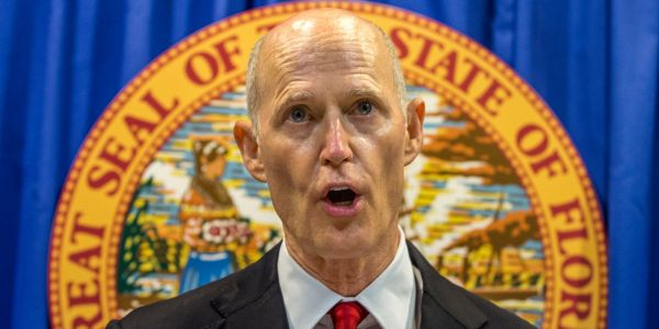 A judge just slapped down Republicans' claims of fraud in Florida amid an increasingly chaotic recount