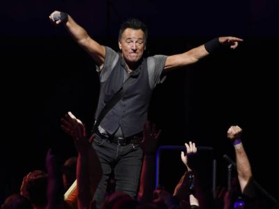 Springsteen cover band booked for inaugural gig in Washington cancels out respect for Bruce