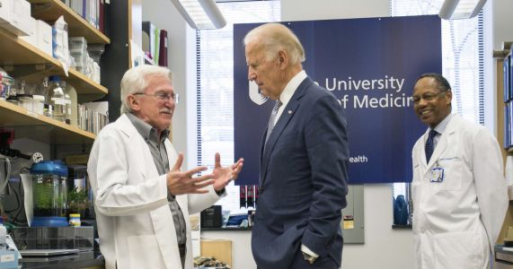 Biden anti-cancer groups could pose influence concerns