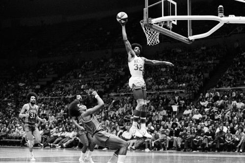 Julius Erving's Barclays Center debut is start of reconnecting to Nets