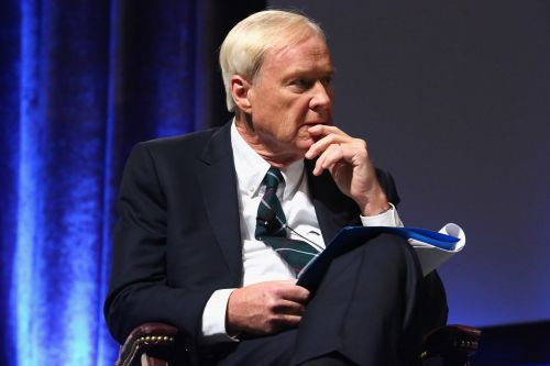 Chris Matthews apologizes for making 'Cosby pill' joke before Hillary interview