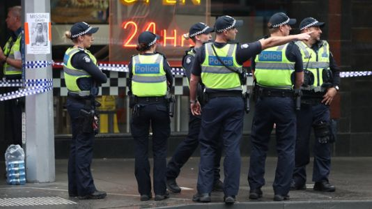 Australian police say stabbing attack linked to terrorism