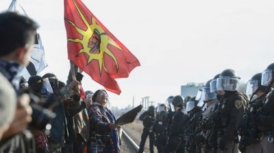 Cost of policing DAPL tallied at over $22mn, N. Dakota wants feds to 'pony up'