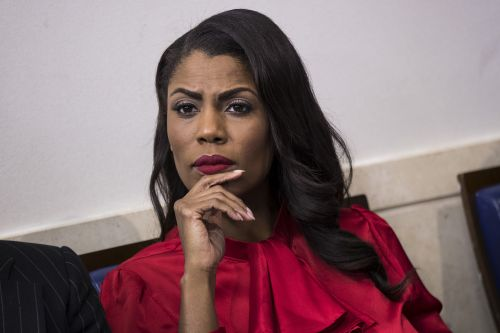 """Omarosa Believes Apprentice """"N-Word Tape"""" Exists, Says She Heard Trump Use Different Racial Slur"""