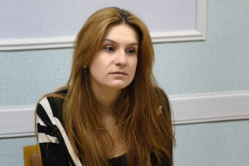 Accused Russian spy Maria Butina pleads guilty to conspiracy