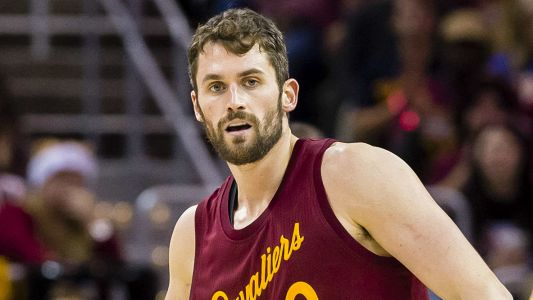 Kevin Love says it was necessary to clean house in Cleveland