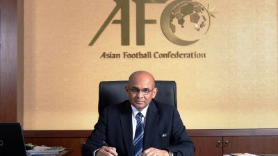 Indian Football - Two Indian referees honoured with AFC accolade