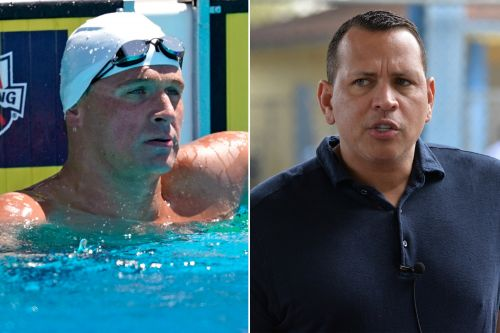 Ryan Lochte fumes at Alex Rodriguez over missing money from app deal
