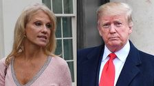 Trump Claims He Doesn't Know Matt Whitaker. That's Not What Kellyanne Conway Says
