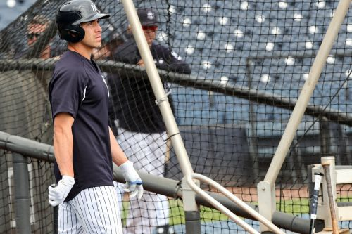 Why Yankees aren't panicking over Jacoby Ellsbury uncertainty