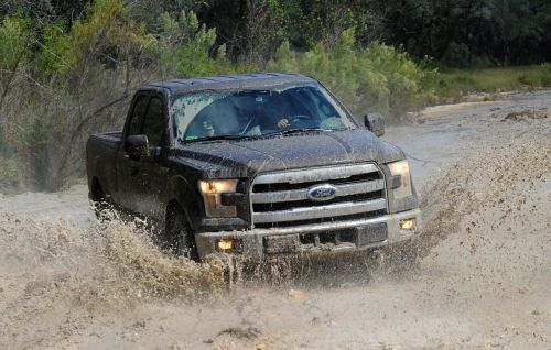 Big pickup trucks have one clear advantage over all other vehicles