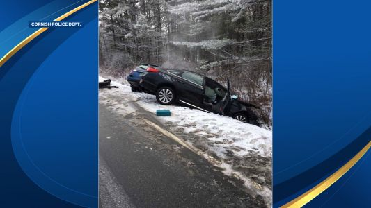 Man indicted on multiple charges in connection with December stolen car crash