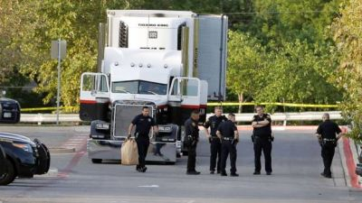 'Horrific' human-smuggling incident not an isolated event, officials say