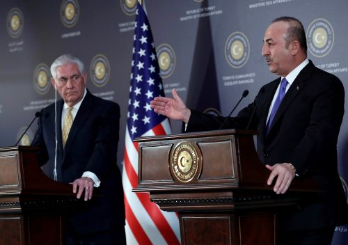 Tillerson Can't Fix What Ails U.S. Ties With Turkey