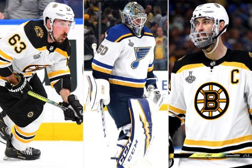 Stanley Cup Game 7: The most intriguing people in Bruins-Blues finale