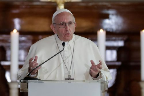 Pope Francis says Church must 'change' in wake of sex scandals