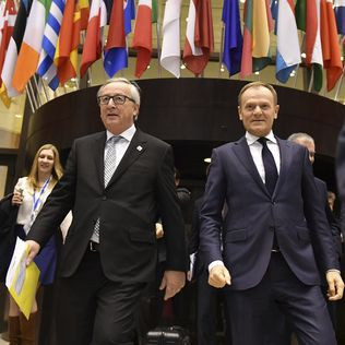 EU official says UK seems delusional over post-Brexit ties