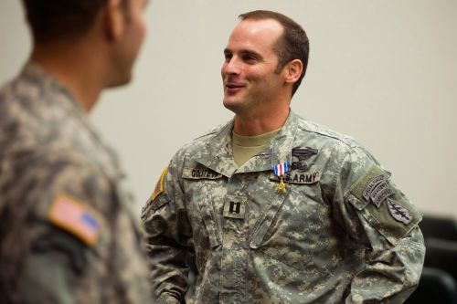 Family of slain Green Beret furious that comrade Maj. Mathew Golsteyn faces charges