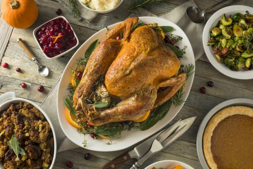 Turkey isn't what makes you sleepy after Thanksgiving dinner