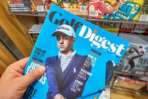 Golf Digest struggles to find advertisers for its magazine