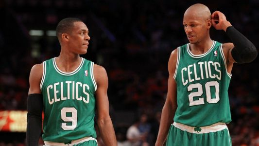 Rajon Rondo fires back at Ray Allen: 'He wants to stay relevant'