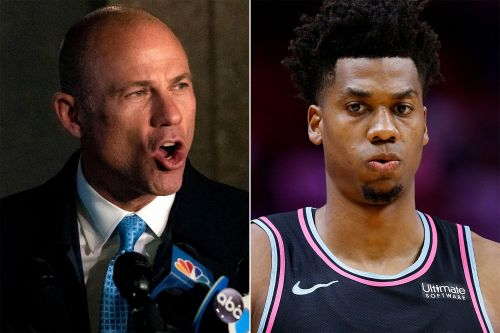 Avenatti embezzled millions meant for Hassan Whiteside's ex: report