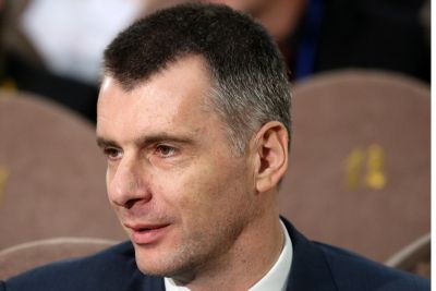 Prokhorov to sell stake in Brooklyn Nets