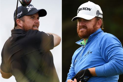 Why J.B. Holmes, Shane Lowry are unlikeliest of British Open leaders