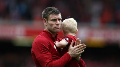 It's disrespectful to only join Liverpool for Champions League football, says Milner